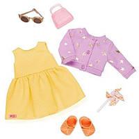 ce74c06be7706b Набір одягу для ляльок Our Generation Deluxe Літня сукня BD30341Z, Оур  Дженерейшн