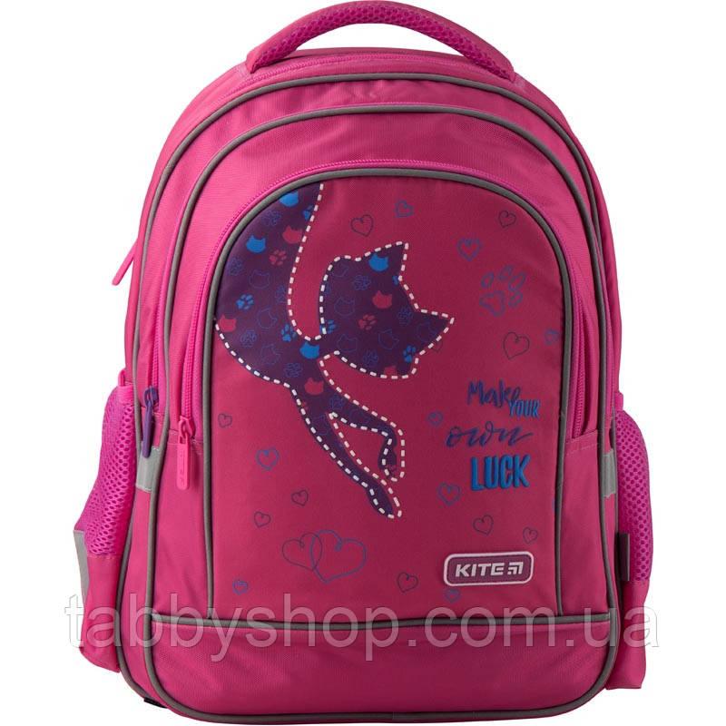 Рюкзак шкільний ортопедичний KITE Education 509 Catsline
