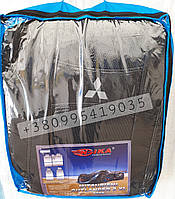 Чехлы Митсубиси  ASX 2010-  Mitsubishi ASX 2010- Nika модельный комплект