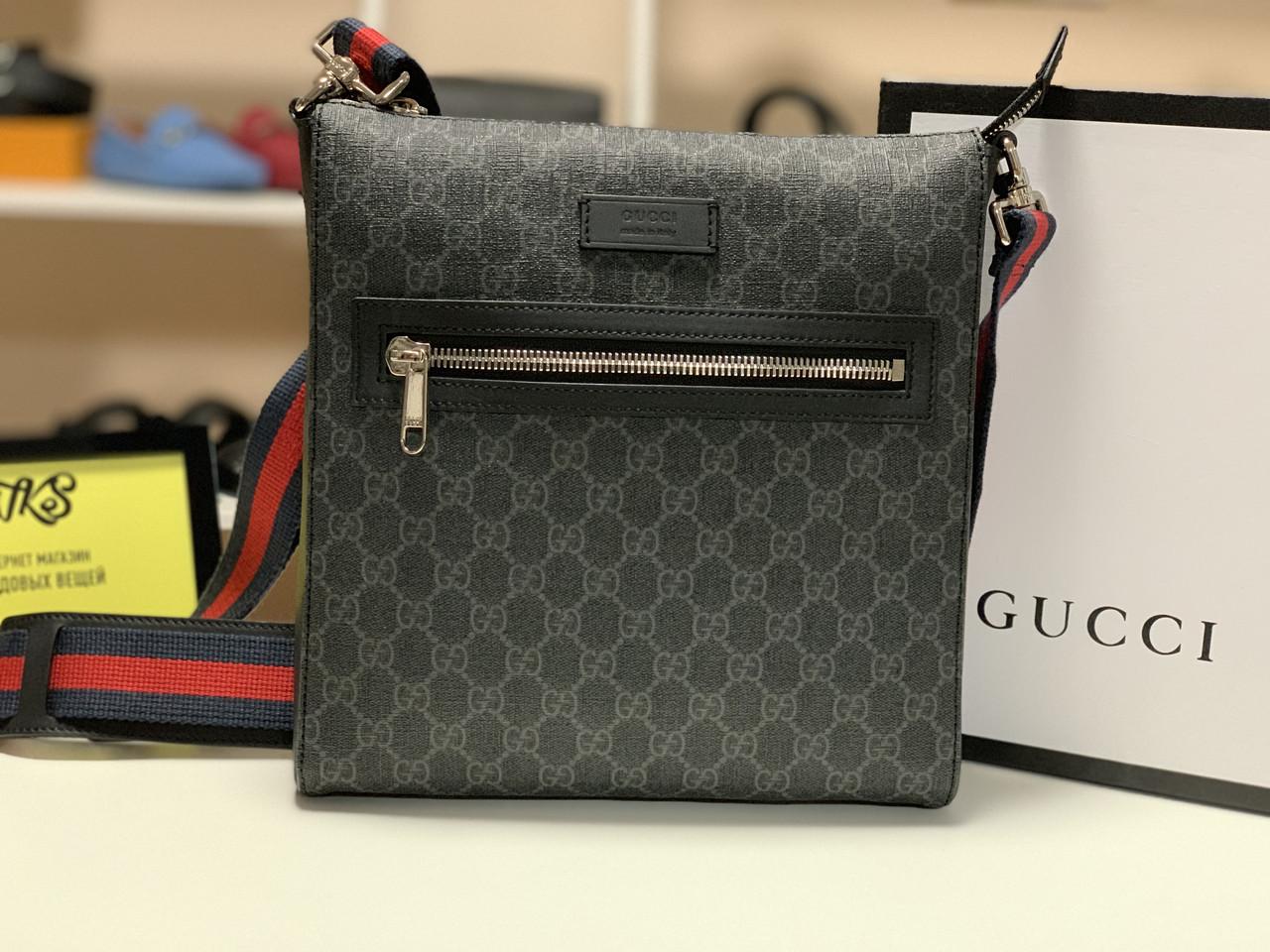 f62bc50ae91a Сумка мужская Gucci через плечо , цена 6 600 грн., купить в Киеве ...