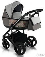 Детская универсальная коляска  BEXA FRESH LIGHT EKO 2 в 1 FR 309