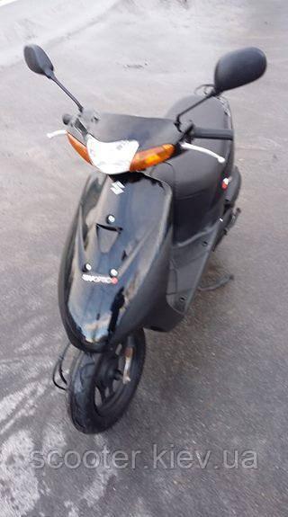 Мопед Suzuki Let`s 2 NEW
