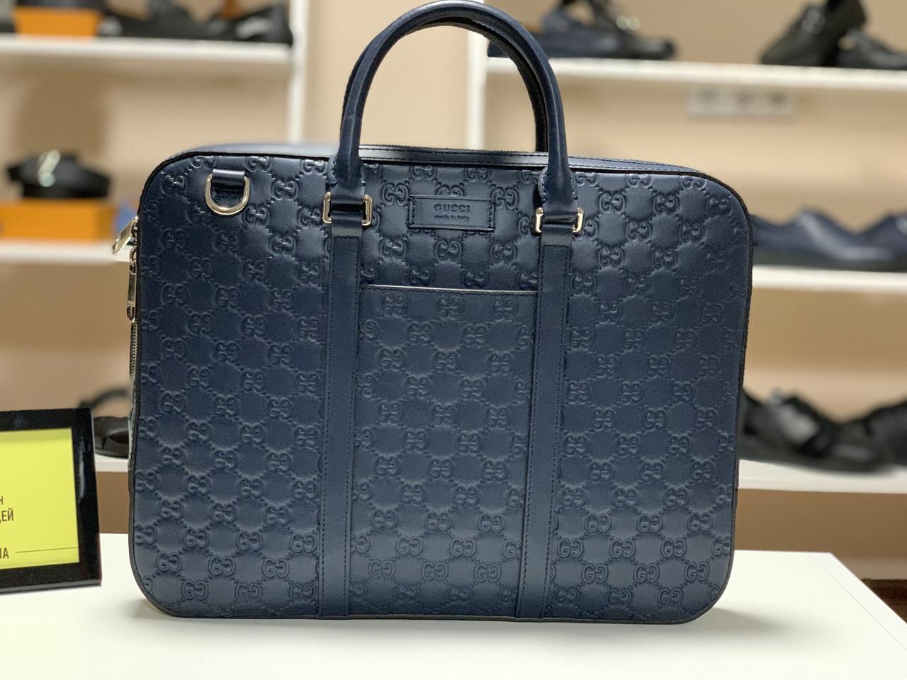 9ca34eddc260 Портфель Gucci, цена 7 900 грн., купить в Киеве — Prom.ua (ID#96574768)