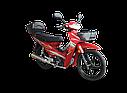 Мотоцикл SPARK SP110C-3WQ (красный,синий,черный) +Доставка бесплатно, фото 2