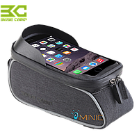 Велосипедная сумка на раму для смартфонов BaseCamp BC-312