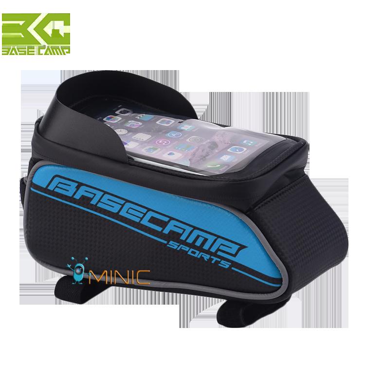 Велосипедная сумка на раму для смартфонов BaseCamp BC-302