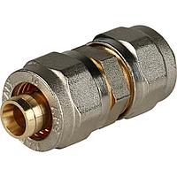 Муфта металлопластиковая прямая APE 16x16