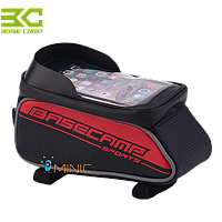 Велосипедная сумка на раму для смартфонов BaseCamp BC-302, фото 1