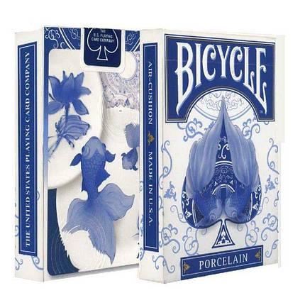 Карти гральні | Bicycle® Porcelain, фото 2