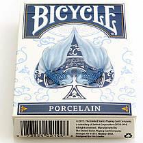 Карти гральні | Bicycle® Porcelain, фото 3