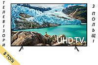 Телевизор SAMSUNG UE43RU7172 Smart TV 4K/UHD 1400Hz T2 S2 из Польши 2019 год