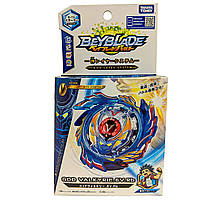 Beyblade burst B-73 God Valkyrie.6 V.RB Starter Pack with Launcher Spinning Top (Тakara Tomy)