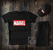 Летний недорогой мужской спортивный костюм Marvel