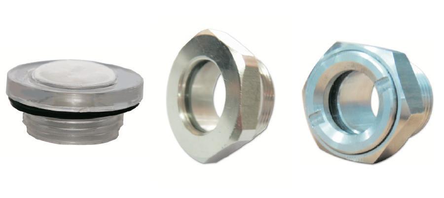 Индикатор уровня серии ELD 31-33(m/mx), стальной тип