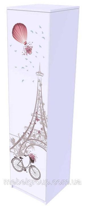 """Пенал """"Париж"""" с высоким фасадом"""