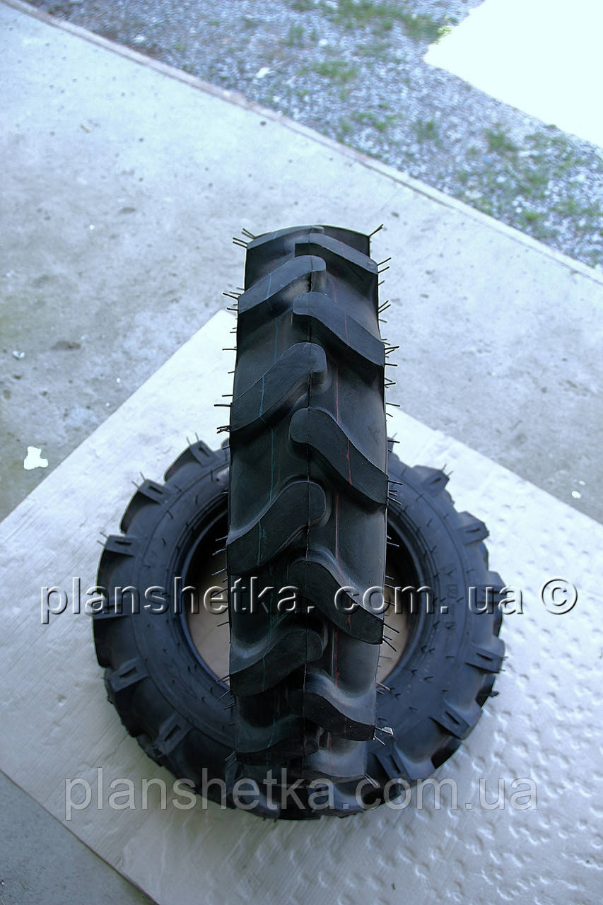 Резина 6.00-16 с камерой для мини тракторов 10 PR
