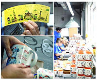 Печать логотипа на сувенирную продукцию