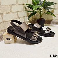 2c9cd4b0 Босоножки бронзовые на резинке, мягкие и удобные, отличного качества,  женская летняя обувь