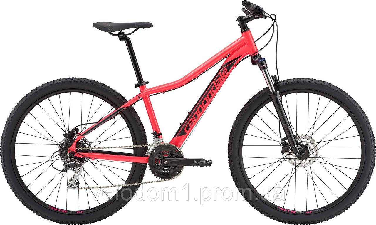 """Велосипед Cannondale 27,5"""" Foray 1 2019"""