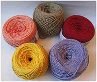В ожидании лета - хлопковая и льняная пряжа для вязания!