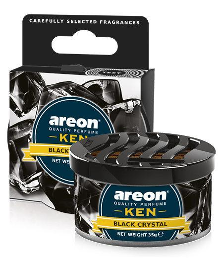 Areon Ken Black Crystal Черный кристал (AK04)