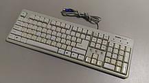 Клавиатура SVEN Slim 303, PS/2, фото 3