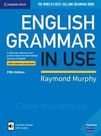 English Grammar in Use Fifth Edition Intermediate + eBook with answers (грамматика Raymond Murphy)