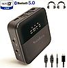 Беспроводной аудио передатчик/приемник 3,5 мм HD Bluetooth 5,0 для автомобиля