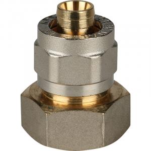 Муфта металопластикова перехідна APE з внутрішньою різьбою 3/4x16, фото 2