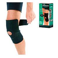 Космодиск на колено от боли коленных суставов на липучках kosmodisk support