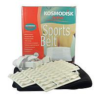 Массажер Kosmodisk Sports belt для спорта поддержка спины согревающий эфект