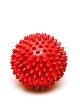 Мяч массажный 9см 25415-11 для снятия стресса для всего тела