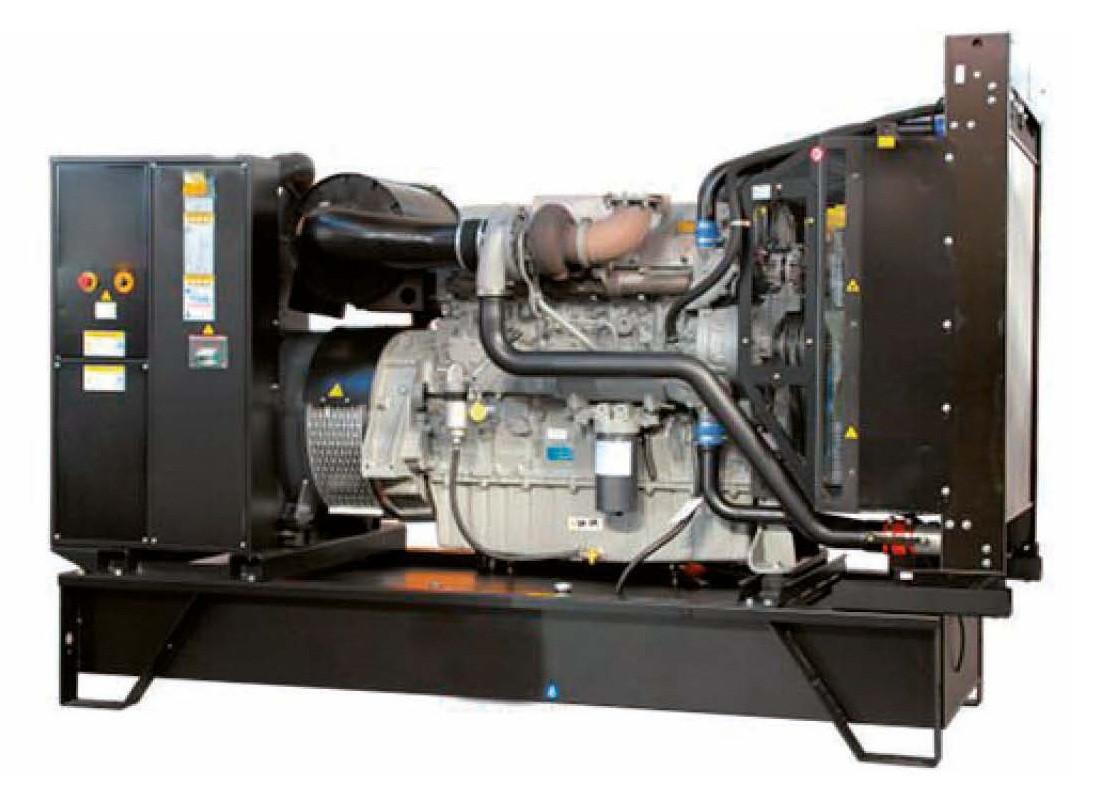 Трехфазный дизельный генератор Geko 620010 ED-S/VEDA (596 кВт)
