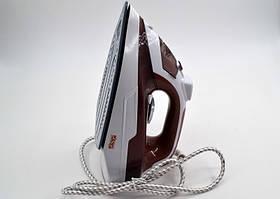 Dsp KD1003 Утюг (2000 Вт) с керамической подошвой удобный качественный утюг для дома