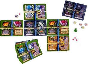 Настольная игра Крошечное Эпическое Приключение (Tiny Epic Quest), фото 2