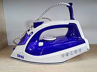 Паровой утюг KD1038A 2000 Вт комфортный и удобный в использовании электрический утюг керамическая подошва