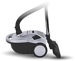 Пылесос мешковой ASTOR VC-1853 многоразовый мешок для уборки дома 2000 Вт регулятор мощности индикатор