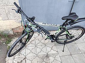 """Горный алюминиевый велосипед  26"""" TITAN SOLAR DD, фото 3"""