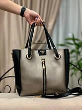 Женская сумка с двумя короткими ручками В наличии 4 цвета