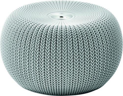 Кресло-пуф KNIT (COZIES), серый - прохладный серый
