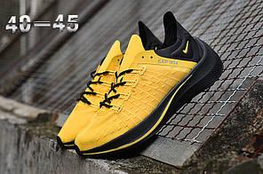 """Кроссовки Nike Exp-X 14 """"Желтые\Черные"""", фото 3"""