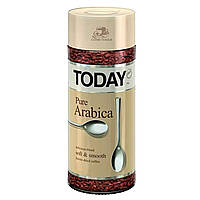 Кофе Today Pure Arabica (95 г) растворимый кофе