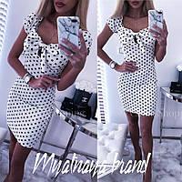 3a8e486c0ad Шифоновое платье горошек в Украине. Сравнить цены