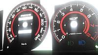 Шкалы приборов Mazda 323F BA тюнинг