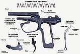 Поворотна пружина оригінальна нова для пістолета Макарова ПМ (оригінал СРСР), фото 3