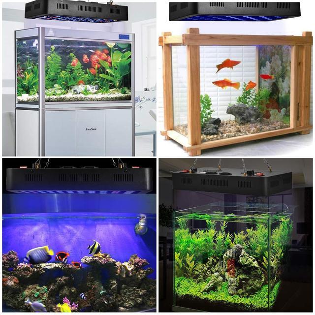 светильник аквариумный мощный