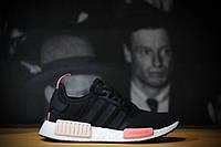 "Кроссовки Adidas NMD Runner ""Pink/Peach/Black"", фото 1"