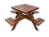 Стол садовый для пикника