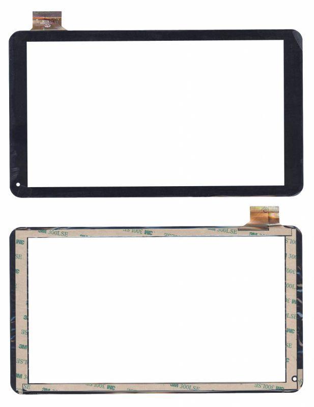 Тачскрин (Сенсорное стекло) для планшета FM102201KA черный DigiLand DL1010Q  Repair