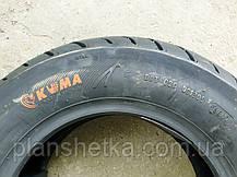Шина 130/90-10 бескамерная шоссе KUMA, фото 3